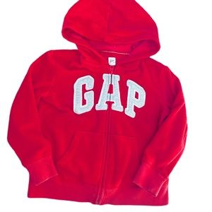 2 for $25🔥 Gap kids size 6-7 girls hoodie coral